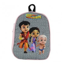 Super Bheem & Friends Light Pink